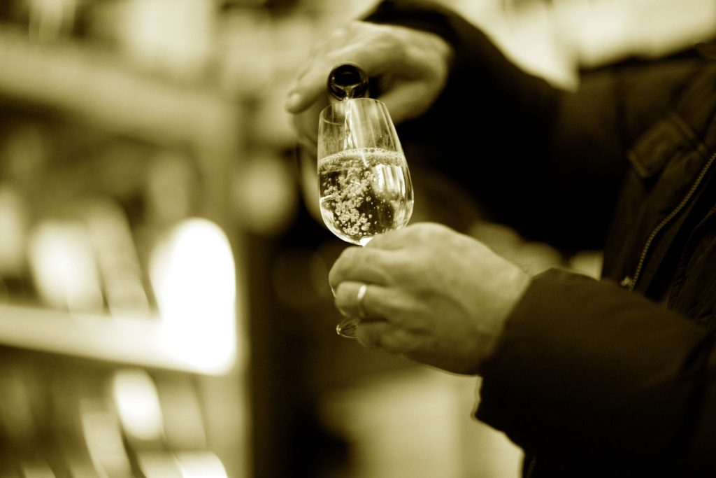 Know-how and Fine sparkling wine