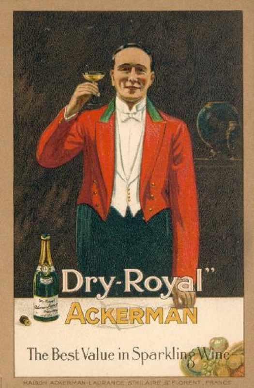 Publicité Ackerman Saumur