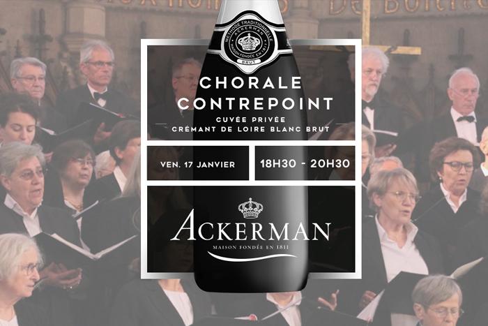 Scènes Musicales-Chorale contrepoint