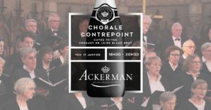 Scènes Musicales Chorale Contrepoint