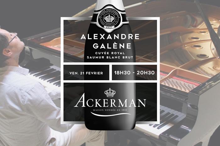 Scènes Musicales-Alexandre Galène
