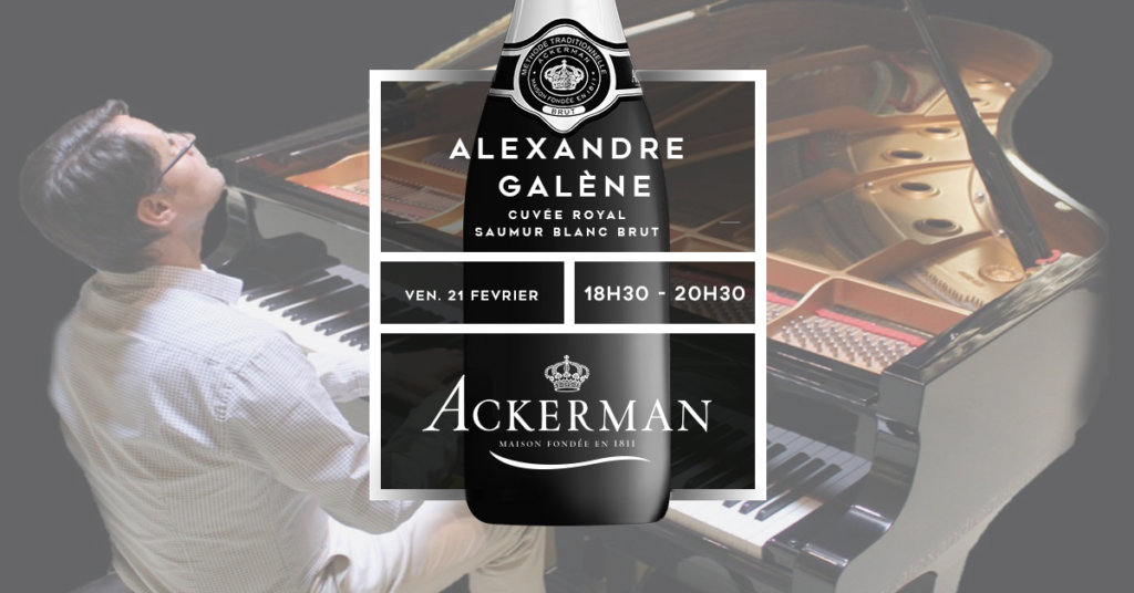 Les Scènes Musicales - Alexandre Galène