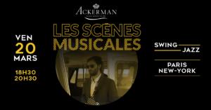 Scènes musicales Paris - New York