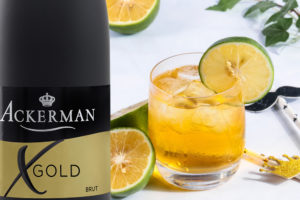 Cocktail Xgold Marquisette
