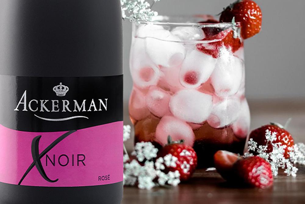 Cocktail XNoir Rossini
