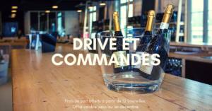 Drive et commandes