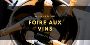 Bannière Foire aux vins Saumur